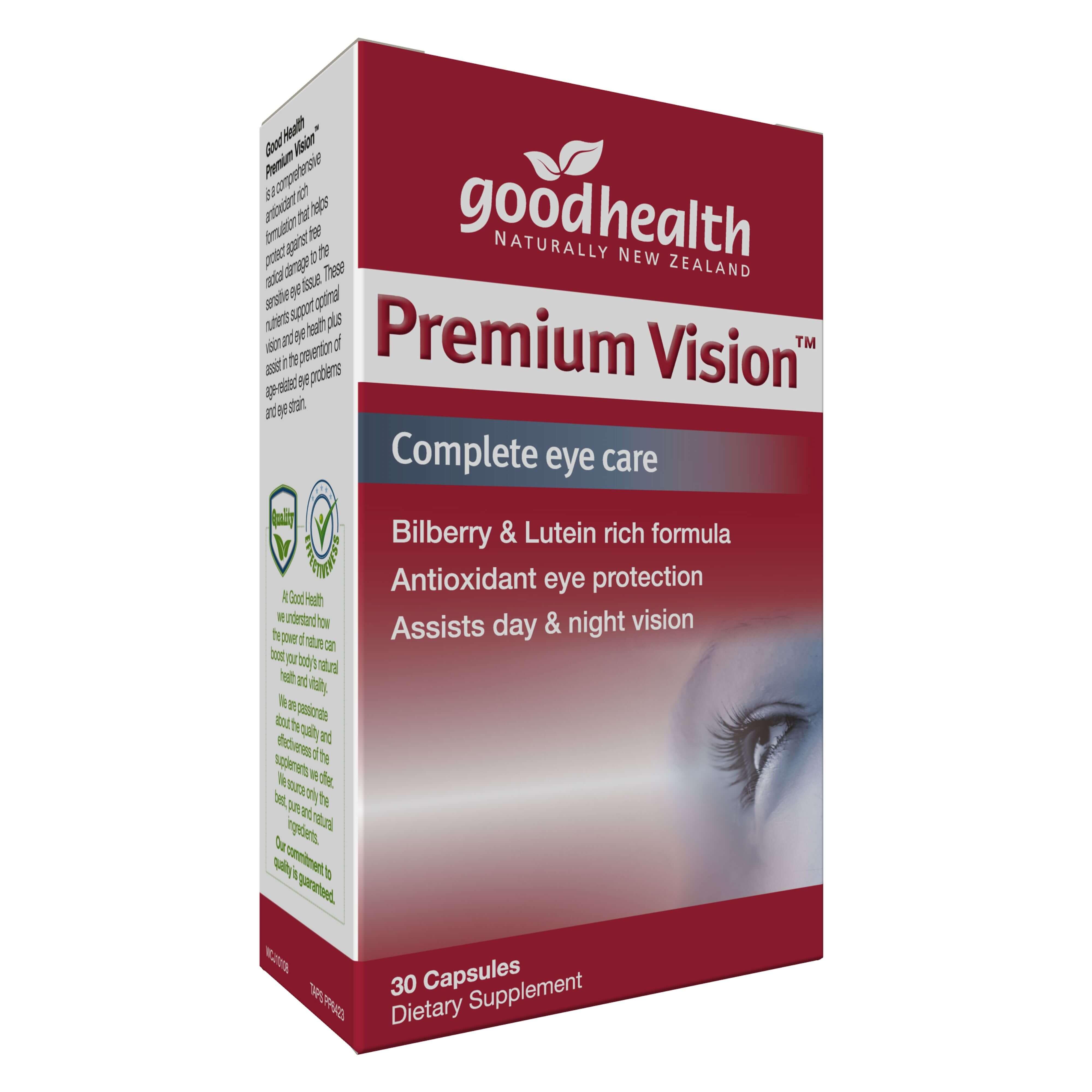 Premium Vision - Complete Eye Care